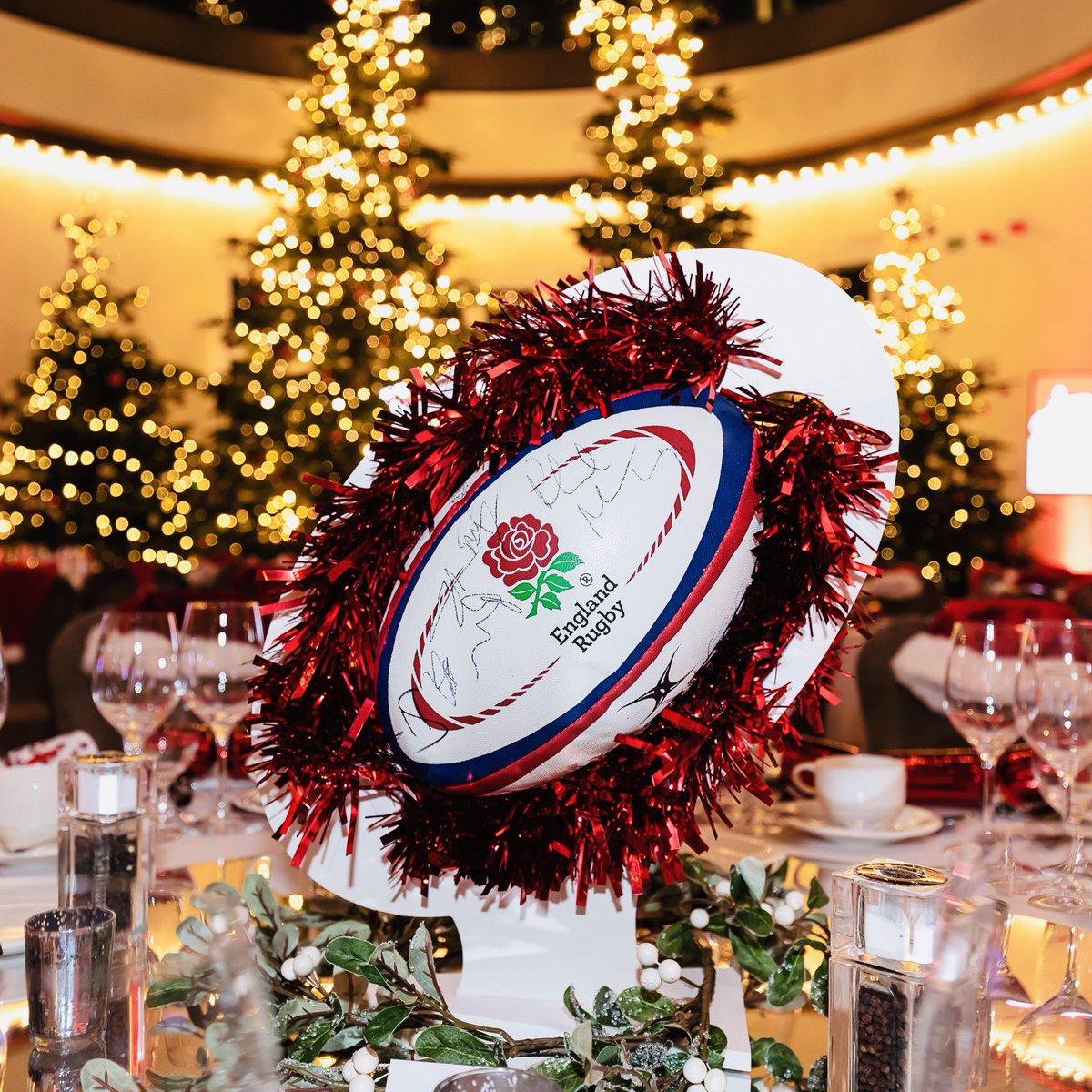 England Christmas Dinner.England Rugby Danny Care Testimonial Christmas Dinner 2018