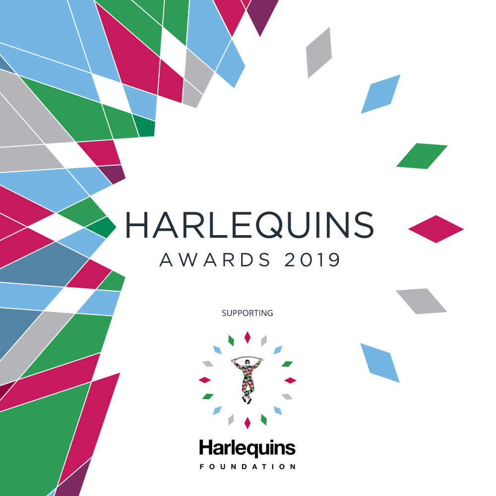 HARLEQUINS AWARDS 2019
