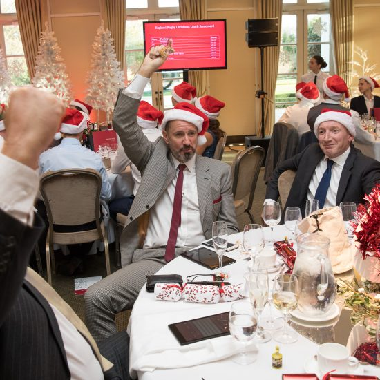 England Rugby Christmas Lunch 2017_042